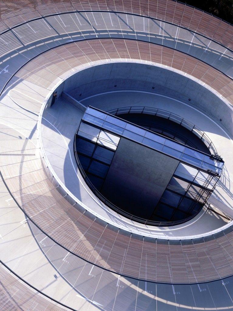 Burda Parkhaus | Offenburg, Germany | Ingenhoven Architects + Werner Sobek