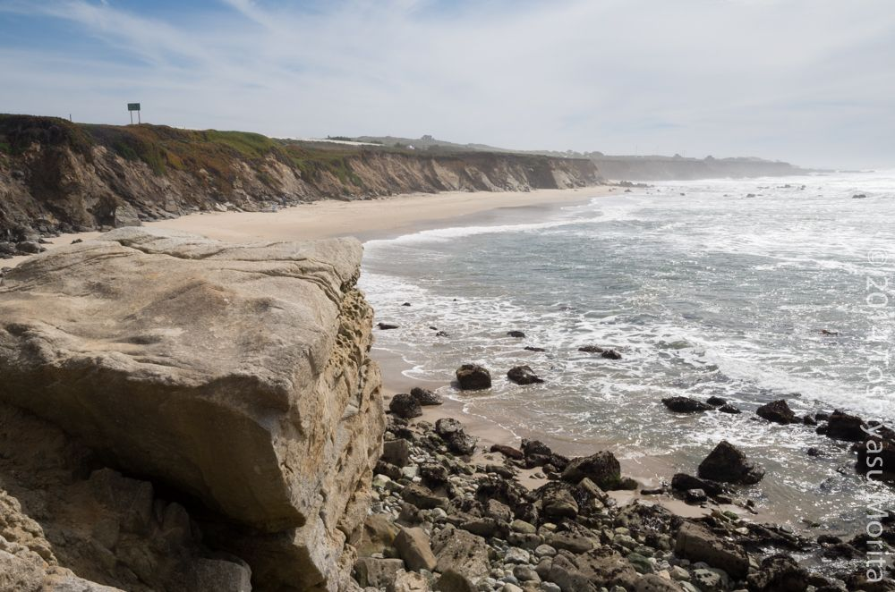 Location: Pescadero Beach