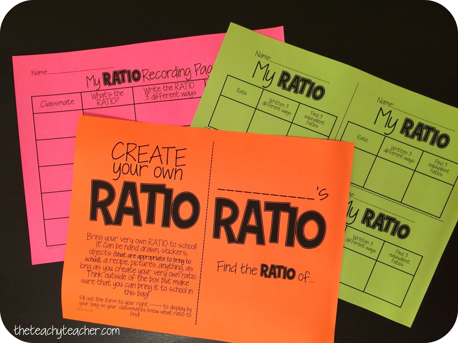 Create Your Own Ratio With Images