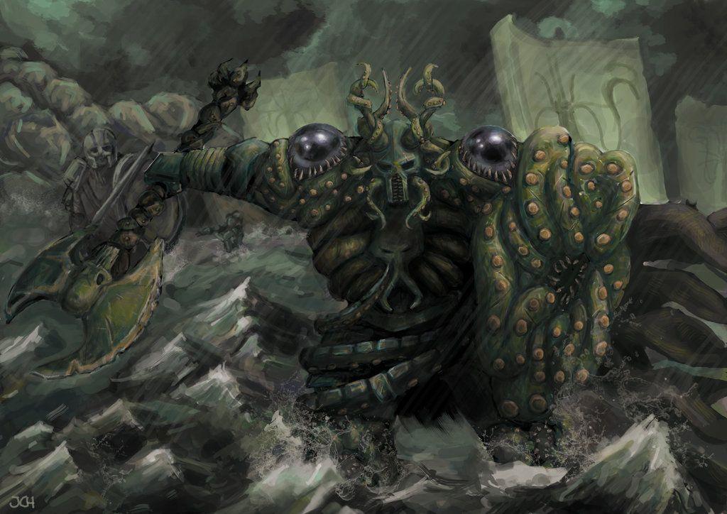 Krakenborn Badass Victarion Greyjoy Fan Art By Chaimon