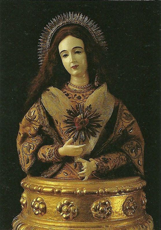 Purisima Corazon de Maria | by Apo Lakay