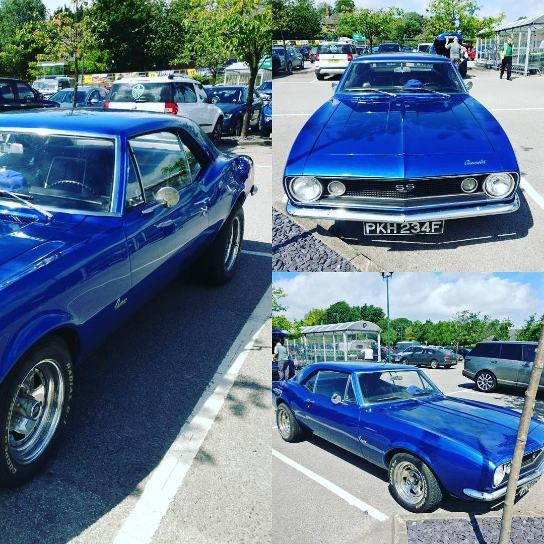 Classic car at Morrison's car park #classiccars