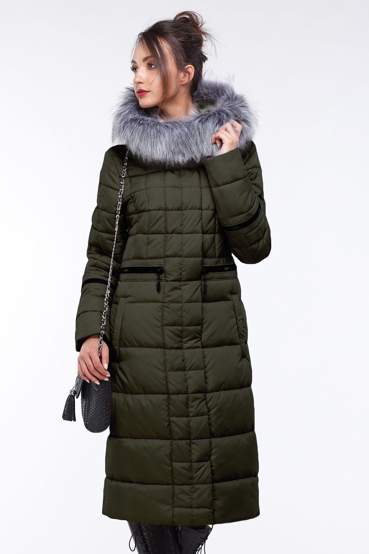 3bc4aa47eec Зимнее женское пальто пуховик Амина от Nui Very - верхняя одежда женская  зима
