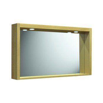 Miroir Avec éclairage Intégré L1200 Cm Fjord Leroy