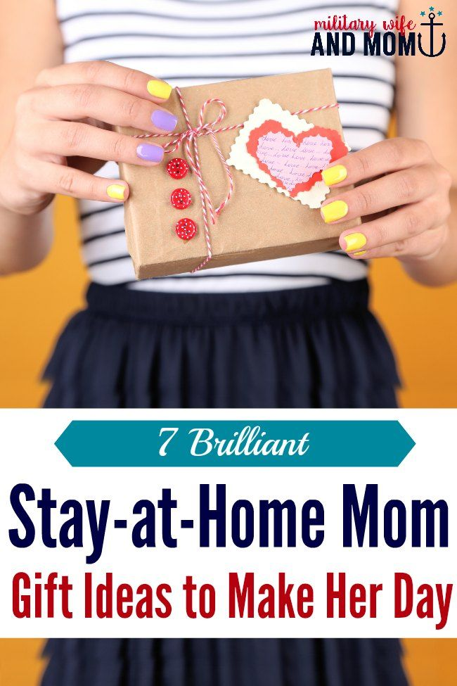 Amazing Stay At Home Mom Gift Ideas To Make Her Day Mom Gifts