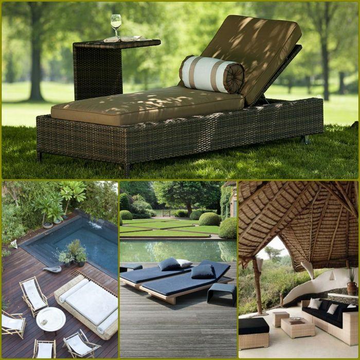 Garten Lounge Möbel So kosten Sie die Sommerzeit voll aus! Garten