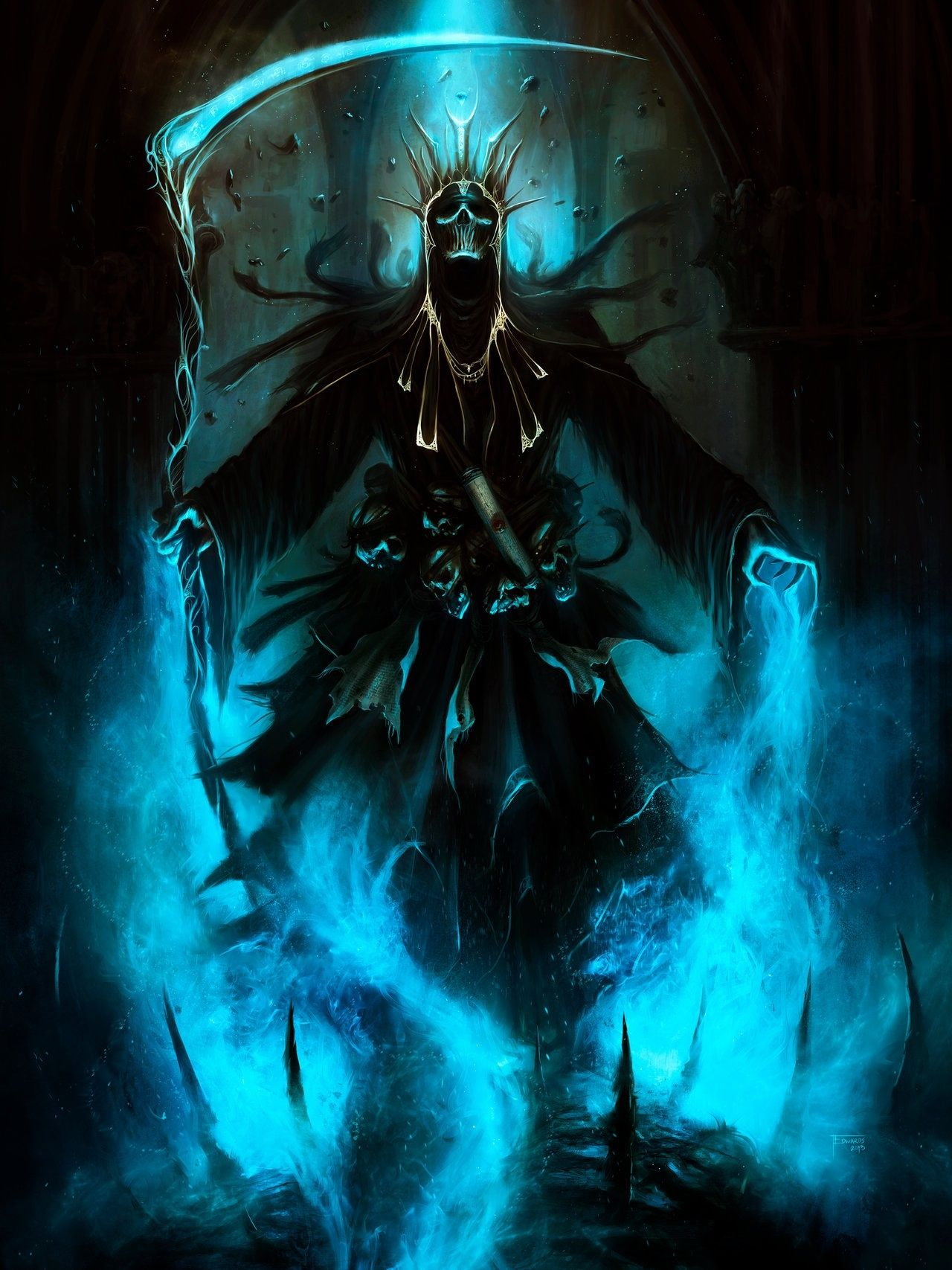 Free Grim Reaper Wallpapers Wallpaper Grim reaper art