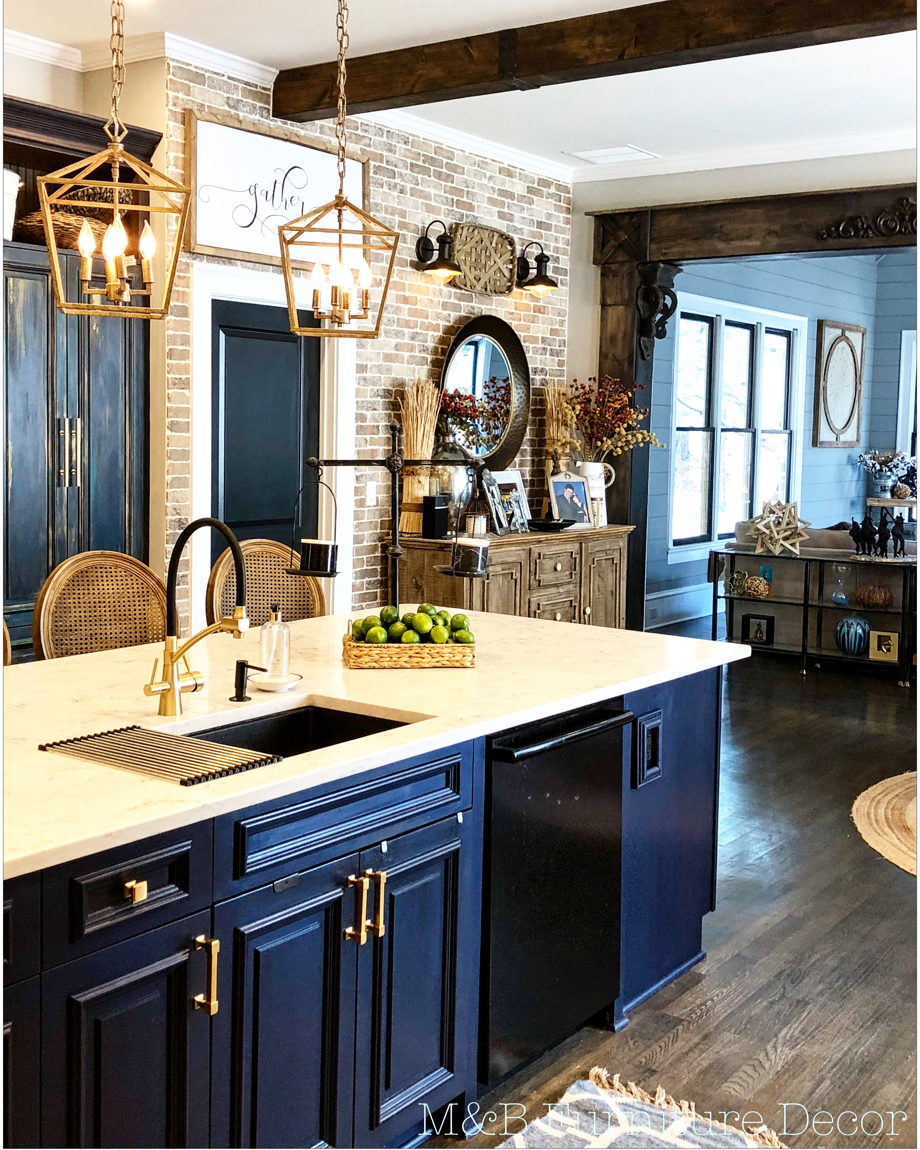 Oversized Doorway Offset With Enhanced Appliques Corbels Moulding Use On Kitchen Side Of Barn Doors Blue Kitchen Cabinets Furniture Decor Home Decor