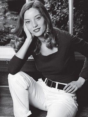 Lucie de la falaise en 1993 n e le 19 02 1973 femme de marlon richards m re d 39 ella rose - Orson et olivia ...