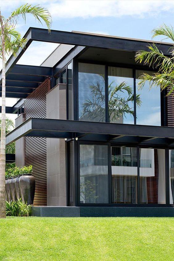 35+ Stunning Modern House Design 10