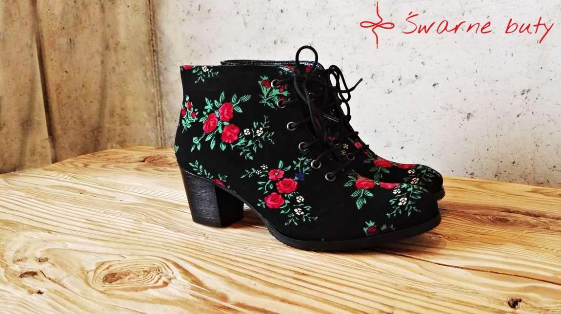 Czarownice W Tybecie Goralskie Polbutywykonane Recznie Przepiekne Goralskie Polbuty Ze Skory Naturalnej Super Wygodny A Zarazem Elegan Shoes Ankle Boot Boots
