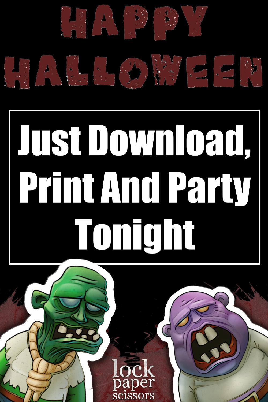 Transform you home into an escape game Halloween city