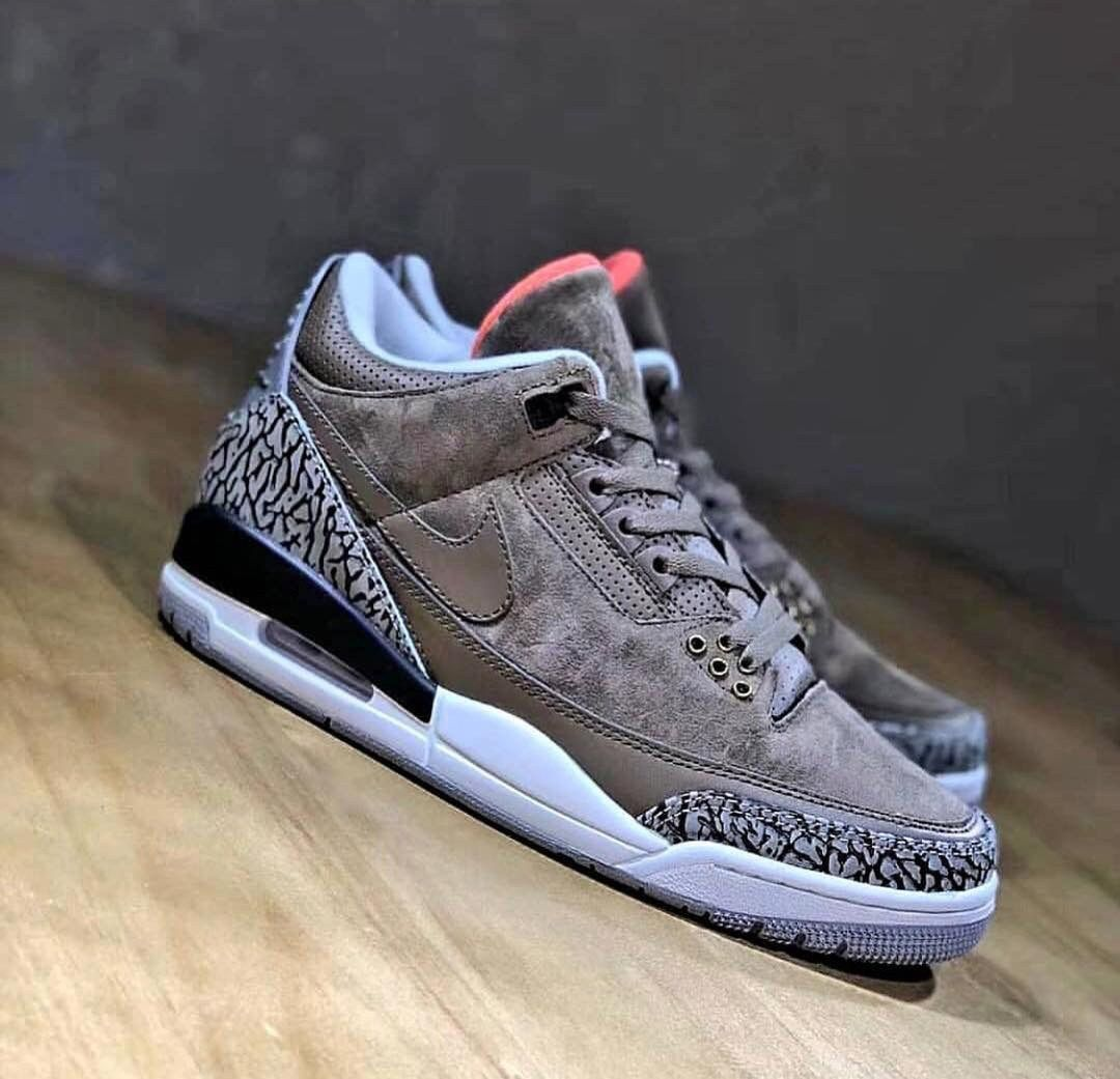 2c7f343370f Air Jordan 3 Tinker to Release in Grey Suede - EU Kicks  Sneaker Magazine