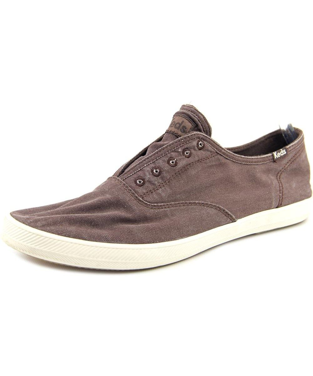 54ce263b055 KEDS Keds Chillax Men Round Toe Canvas Brown Sneakers .  keds  shoes   sneakers