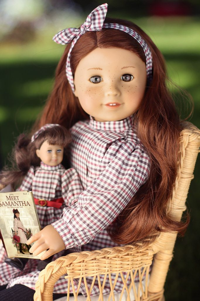 playing with her dolls pretty dolly playthings custom american girl dolls american girl. Black Bedroom Furniture Sets. Home Design Ideas