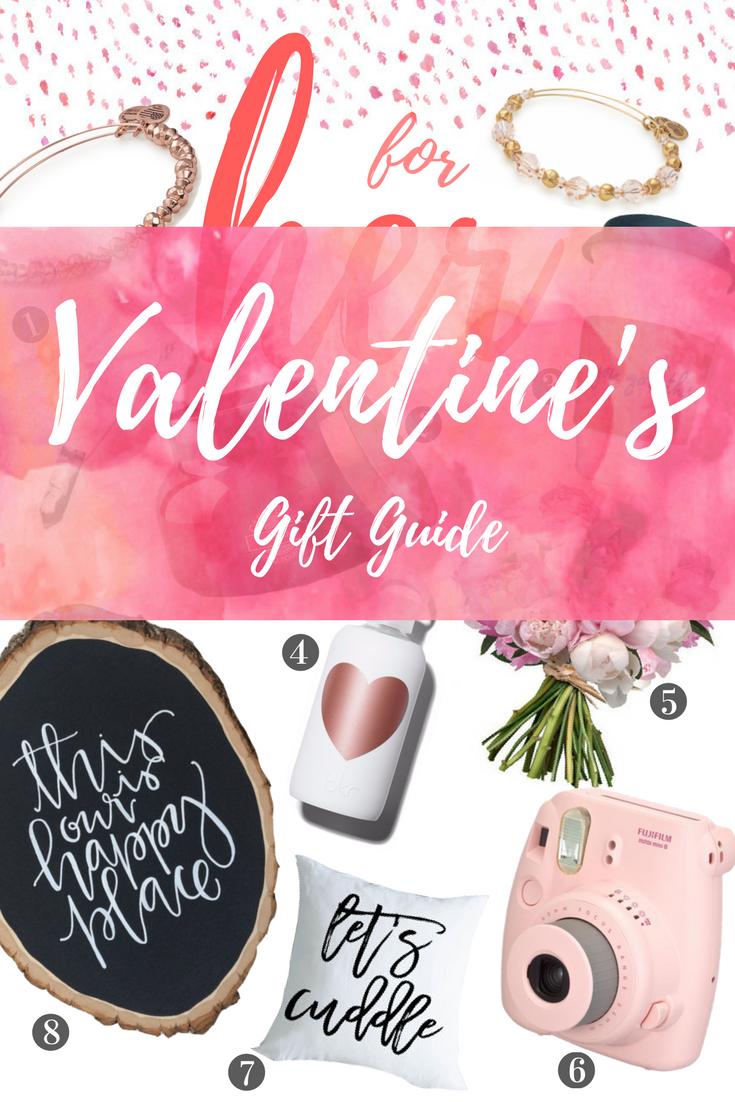 Valentine S Day Gift Guide Pinterest