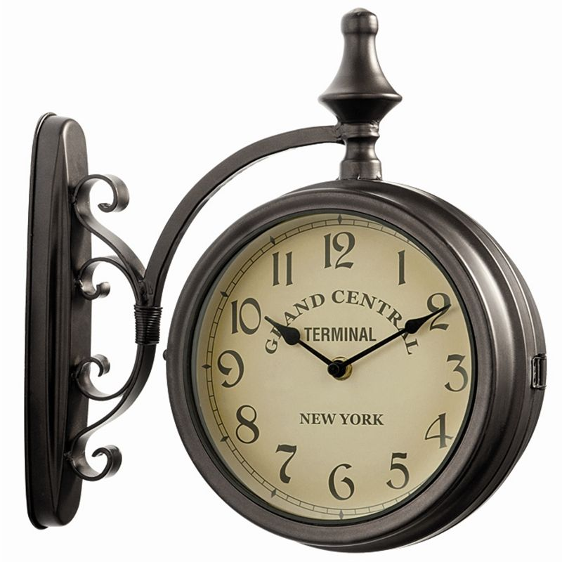 garden clock. Find Gardman Grand Central Terminal Garden Clock At Bunnings Warehouse. Visit Your Local Store For