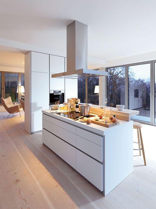 Contemporary Kitchen Designs from Bulthaup Küche, Rund ums haus