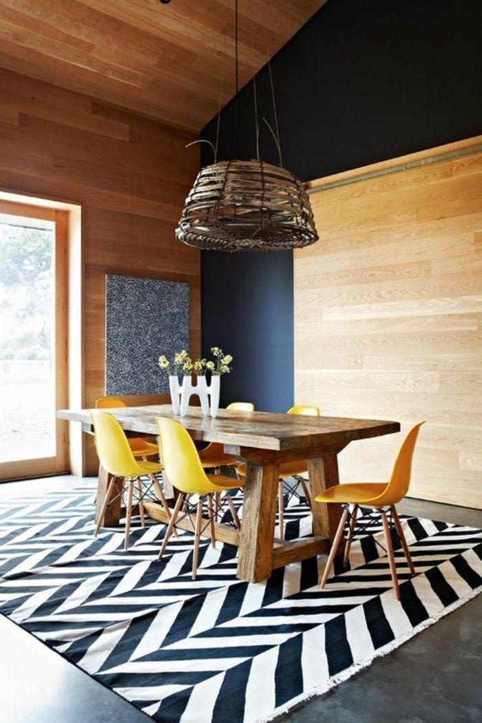 1001 + idee per affascinare la decorazione della sala da ...