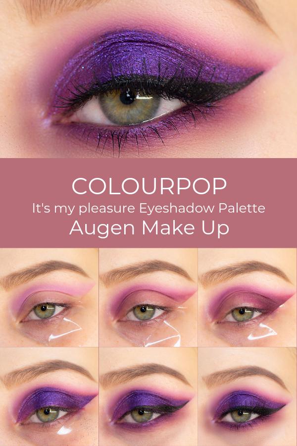 Photo of Eye Make Up Colourpop It's my pleasure