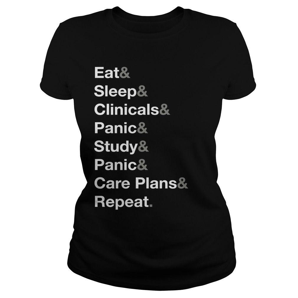 Ladies Tee – Nursing Student Nurse Gift Idea T Shirt