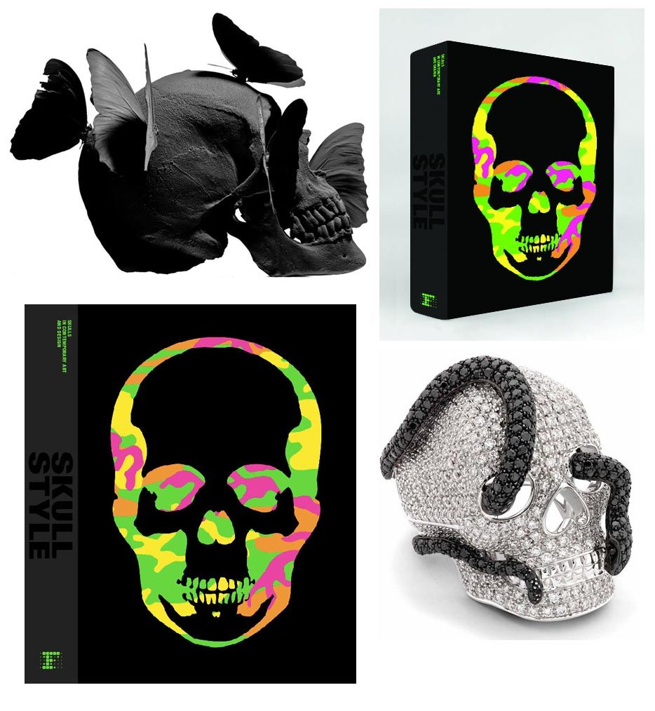 Skull Style Skulls In Contemporary Art And Culture By