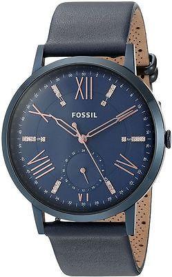 Women's Fossil Gazer Blue Multifunction Watch ES4109