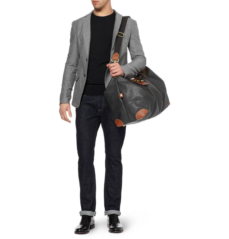 fdc56a7c6 Mulberry - Medium Clipper Holdall Bag | MR PORTER | Bags | Mens ...