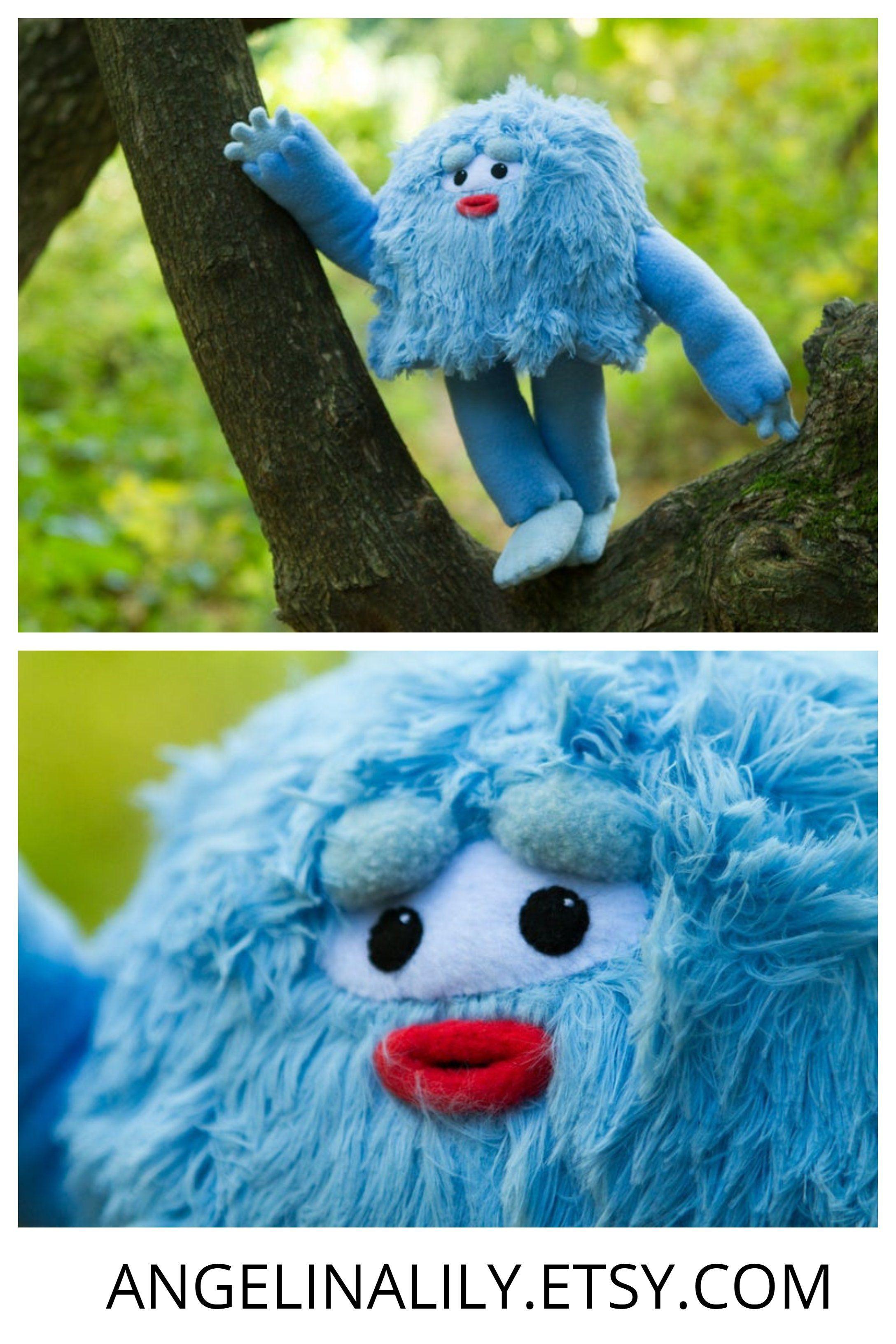 Yeti Plush Inspired By True And The Rainbow Kingdom Handmade Etsy Handmade Soft Toys Handmade Plush Unicorn Plush [ 3264 x 2176 Pixel ]
