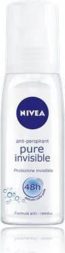 #Nivea deodorante vapo pure invisible 75 ml  ad Euro 4.14 in #Nivea #Prodotti per il corpo