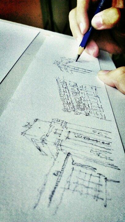 Sketchwalk @ Escolta, Manila