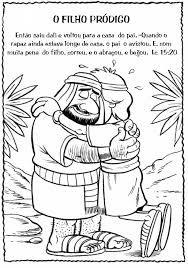 Resultado De Imagem Para Parabolas Biblicas Infantil Para Pintar