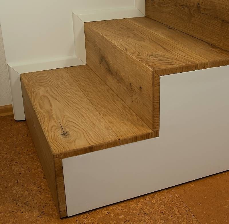 treppengel nder ca 2 cm auf gehrung trepp pinterest treppe moderne treppe und gel nder. Black Bedroom Furniture Sets. Home Design Ideas