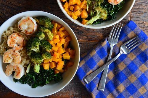 Power Bowls — Athlete Food #athletefood