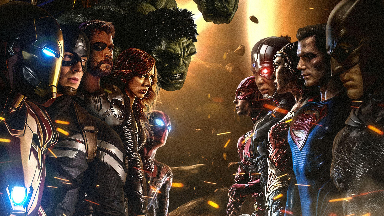Avengers Vs Justice League Avengers Vs Justice League Justice League Avengers