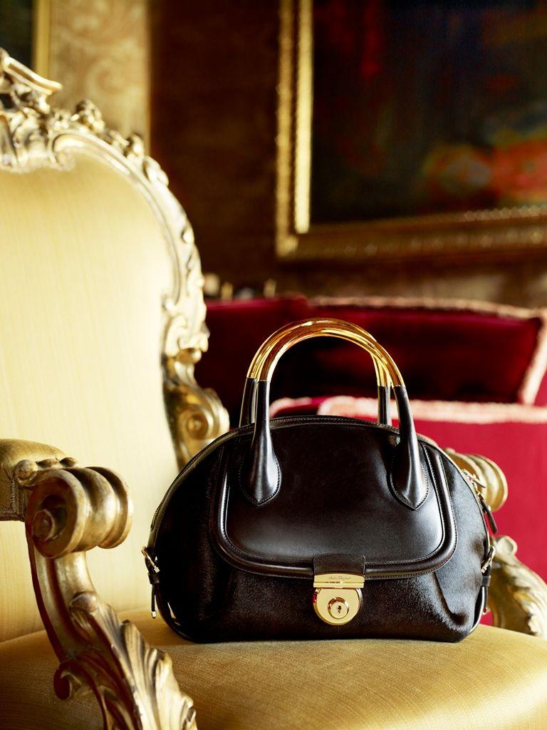 The Fiamma handbag collection. Explore the film series at www.Ferragamo.com  Fiamma ca49258c5c5ed