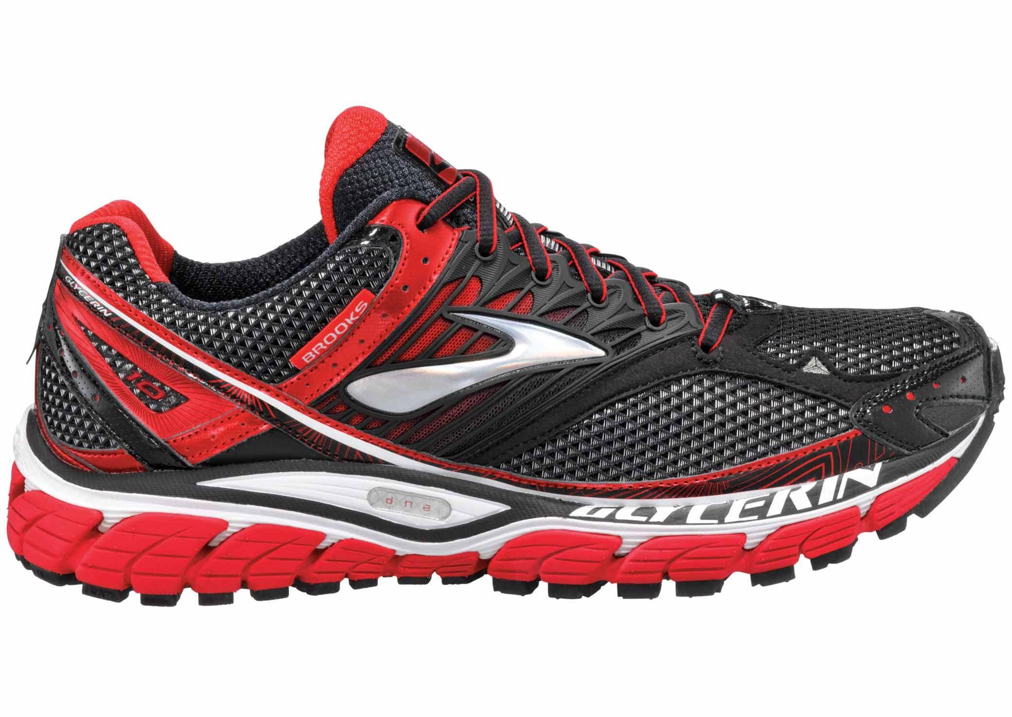 685f74f4085 Brooks Glycerin 10  Brooks premier men s neutral running shoe - with DNA  O