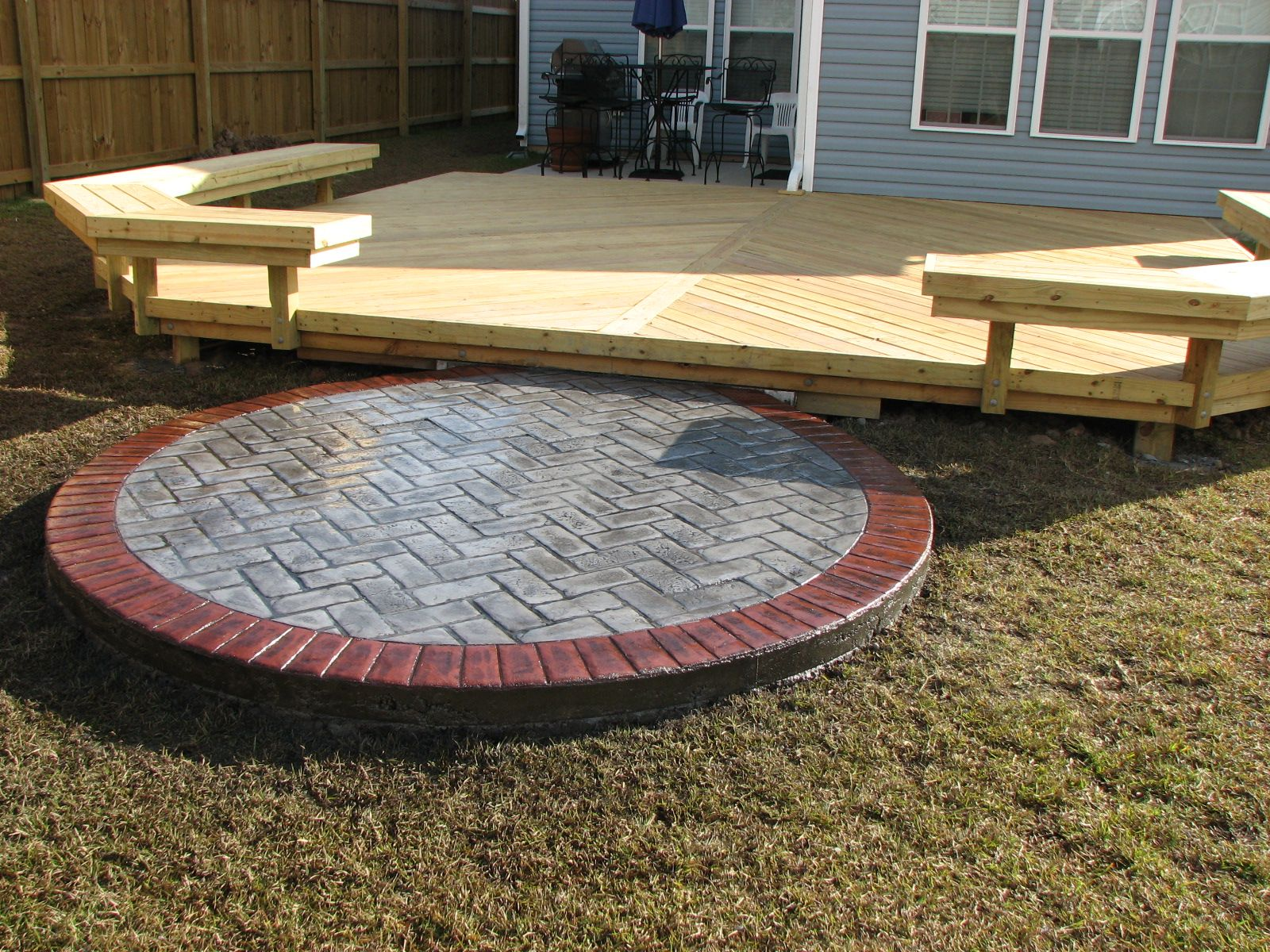 Beautiful How to Build A Wood Deck
