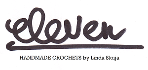 Eleven handmade crochet...need to check it out