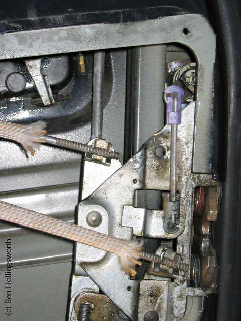 Yj Door Lock Fix Jeep Wrangler Doors Jeep Wrangler Jeep
