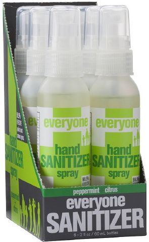 Online Ordering And Catering Hand Sanitizer Eos Products