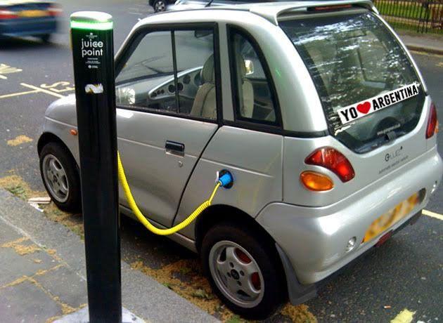 El Gobierno Nacional Busca Impulsar El Mercado De Autos Ecológicos Con El Objetivo De Crear Un Mercado De Autos Vehiculo Electrico Autos Celda De Combustible