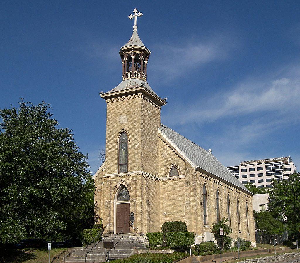 Gethsemane Lutheran Church in Travis County, Texas