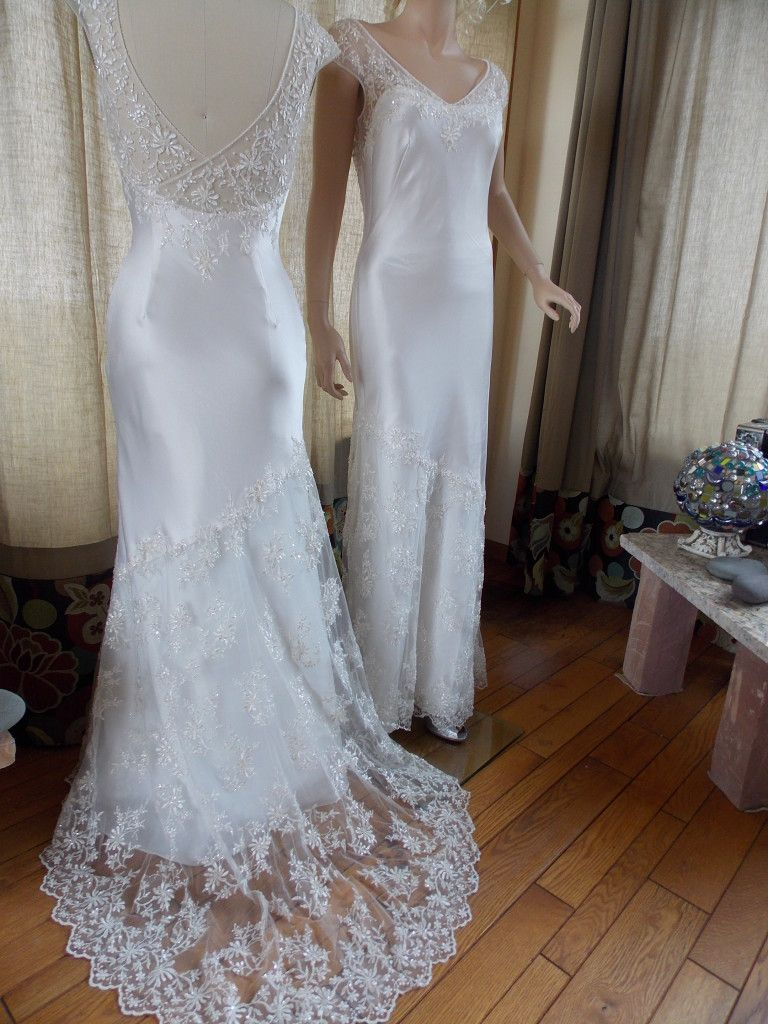 great gatsby dresses | Great Gatsby Meets Paradise Wedding Dress ...