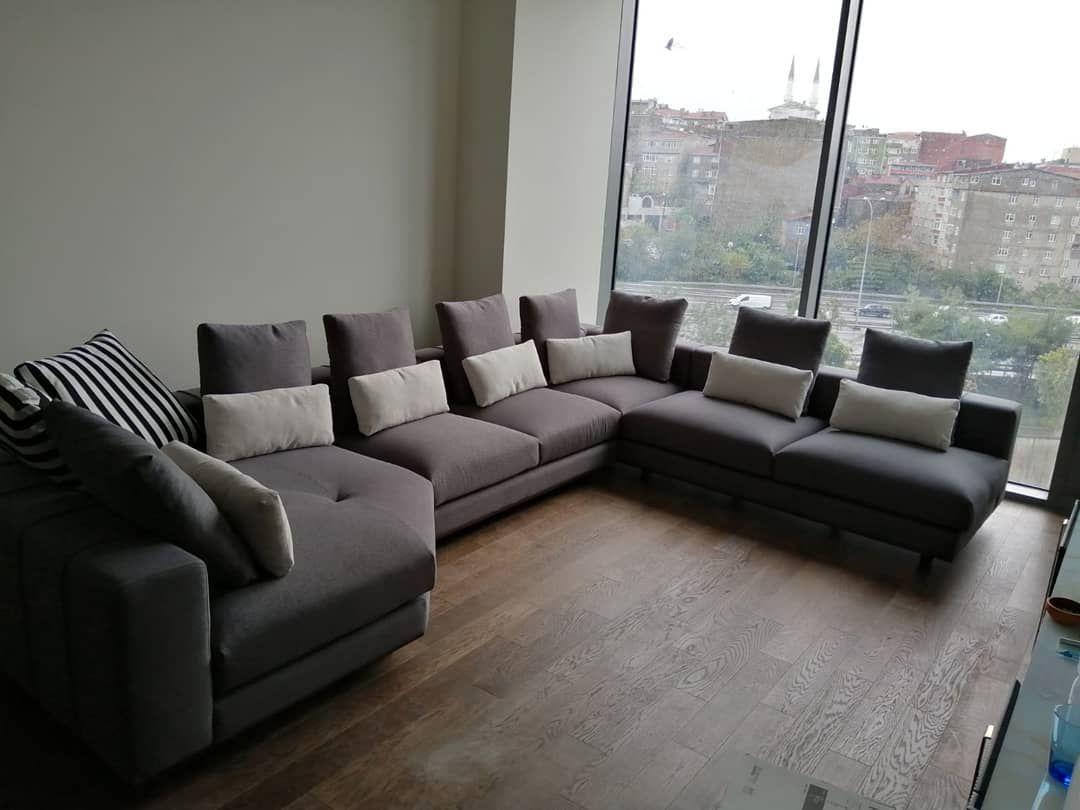 Akasya Kose Koltuk Foto Icin Tesekkruler Riza Bey In 2020 Sectional Couch Furniture Sofa