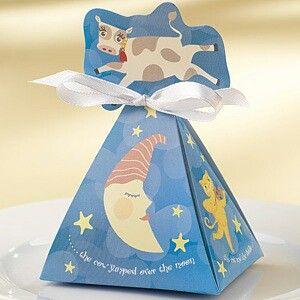 Nursery Rhyme Themed Baby Shower Favors