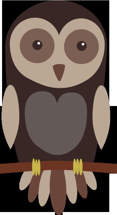 woodland_clipart (3) | Owl clip art, Clip art, Woodland ...