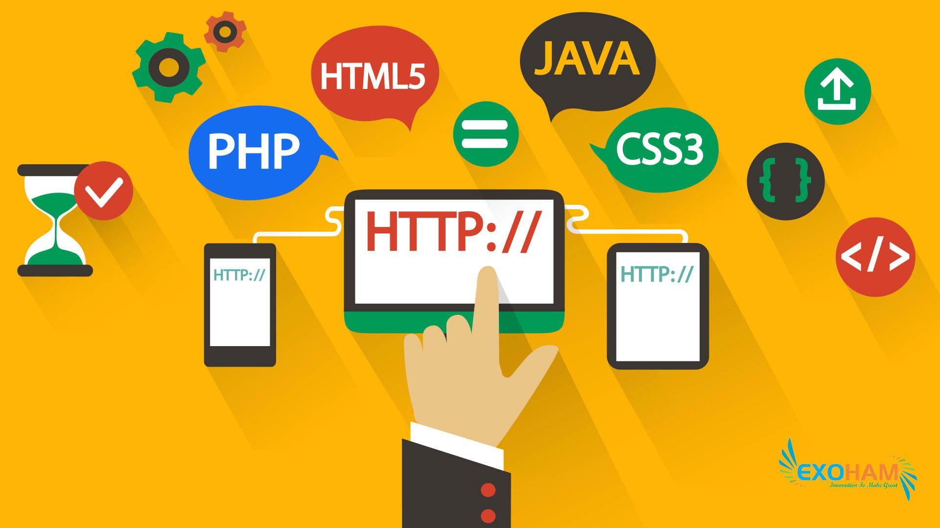 Pin By Exoham Technologies On Web Development Pune Web Development Web Design Training Web Development Company