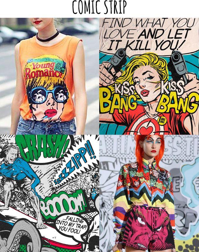Pin By Kodi Pierce On Pop Art In 2020 Pop Art Fashion Tshirt Designs Print Design Pattern