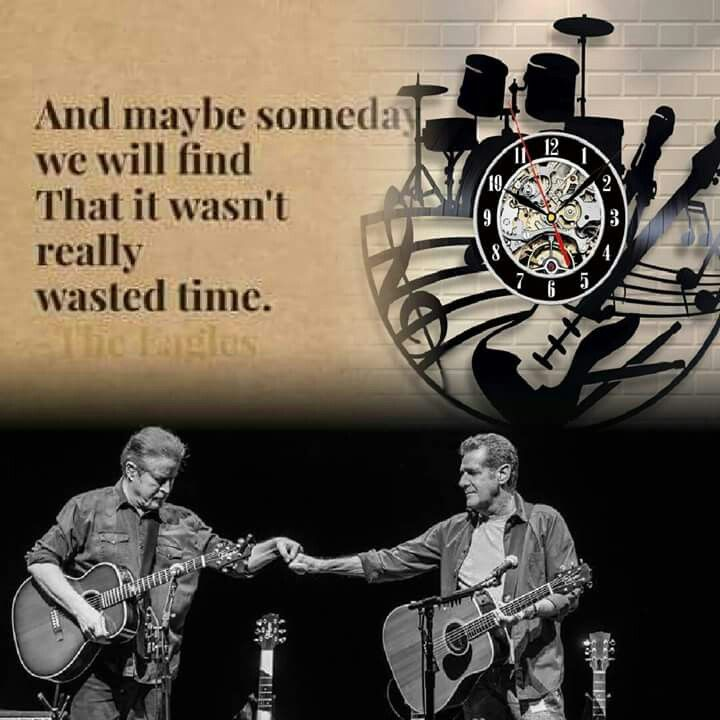 Glen Frey and Don Henley of the Eagles wrote timeless lyrics ...